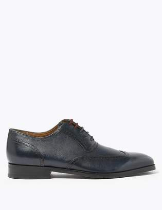 M&S CollectionMarks and Spencer Leather Brogues