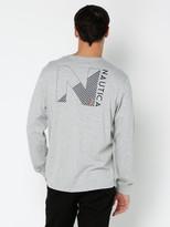 Nautica N Long Sleeve T-Shirt