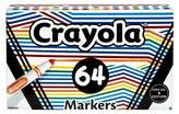 Crayola ; Poptimism Markers Broadline 64ct