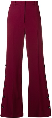 Joseph Tailored Flared Trousers
