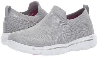 Skechers Performance Performance Go Walk Evolution Ultra - 15746 (Silver) Women's Shoes