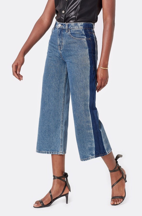 Joie Wilmer Cotton Cropped Pants
