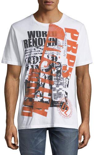 PRPS World Renown Graphic T-Shirt