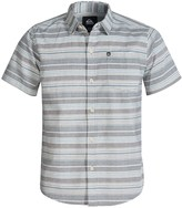 Quiksilver Button-Front Chambray Shirt - Short Sleeve (For Big Boys)