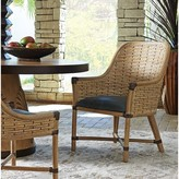 Tommy Bahama Los Altos Keeling Woven Upholstered Dining Chair Home