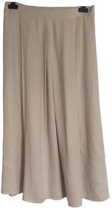 Hoss Intropia Beige Tweed Dresses