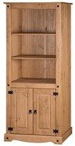 Mercers Furniture Corona 2 Door Bookcase