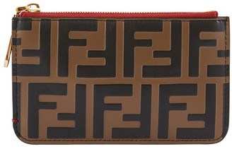 Fendi Card and coin holder