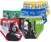 Star Wars Boys 4-8 The 5-pk. Briefs