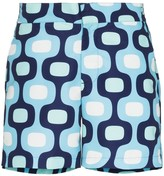 Frescobol Carioca Ipanema printed swimming trunks