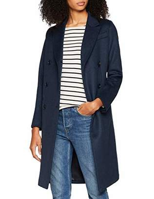 Paul & Joe Sister Women's 8ALBANO Trenchcoat Long Sleeve Coat,(Manufacturer Size: )