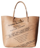 Vivienne Westwood Africa Sell Cheap Leather Shopper