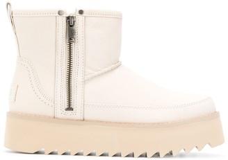 UGG 1105313REBEL BONE Leather/Fur/Exotic Skins->Leather