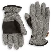 Weatherproof Herringbone Fleece Gloves