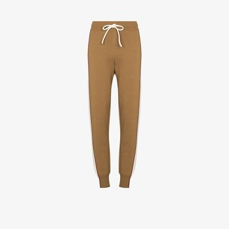 See by Chloe Knitted track pants