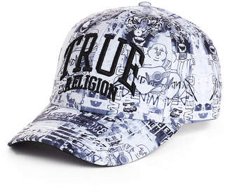 True Religion TRUE GRAFFITI HAT