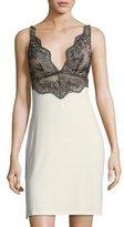 Cosabella Delight Lace-Trim Nightgown