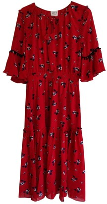 MISA Red Dress for Women