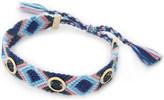 Rebecca Minkoff Grommet studded friendship bracelet