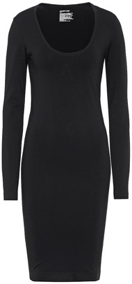 Helmut Lang Stretch-nylon dress