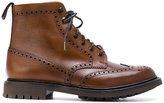 Church's brogue detail boots
