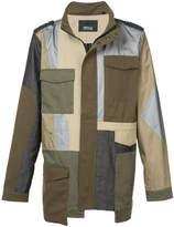 Mostly Heard Rarely Seen Disintegration coat