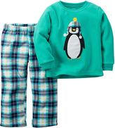 Carter's Long-Sleeve 2-pc. Pajamas Set - Baby Boys 12m-24m