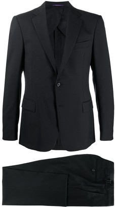 Ralph Lauren Purple Label Two-Piece Tailored Suit