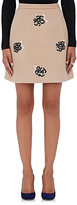 Christopher Kane WOMEN'S WOOL-BLEND TWEED MINISKIRT