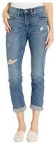 Silver Jeans Co. Not Your Boyfriend's Jeans Mid-Rise Slim Leg in Indigo (Indigo) Women's Jeans