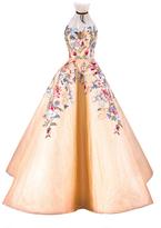Mark Bumgarner Belle Gown