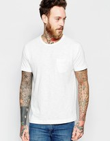 Ymc T-shirt With Pocket In White