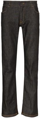 Fendi FF pocket denim jeans