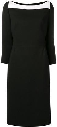 Givenchy Pencil-Styled Midi Dress
