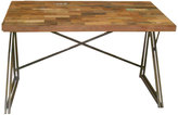 Houseology OH Industrial Recycled Boatwood Desk