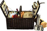 Picnic at Ascot Surrey Picnic Basket for Two with Blanket/Coffee