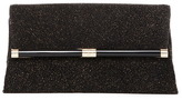 Diane von Furstenberg 440 Envelope Diamond Dust Leather Clutch