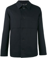 A.P.C. button-up shirt jacket