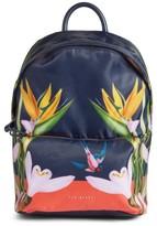 Ted Baker Tropical Oasis Backpack - Blue