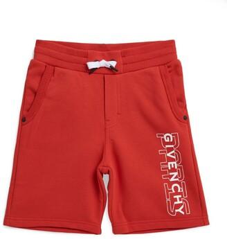 Givenchy Kids Side Logo Swim Shorts (4-14 Years)