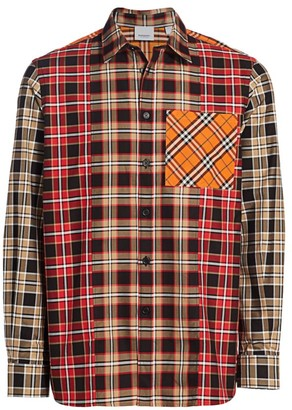 Burberry Timber Multi-Check Shirt