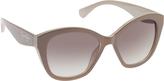 Jessica Simpson Women's J5338 Cateye Sunglasses