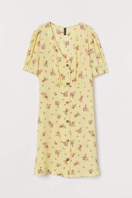 H&M H&M+ Creped Dress