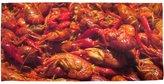 Old Glory Louisiana Cajun Crawfish Boil All Over Bath Towel