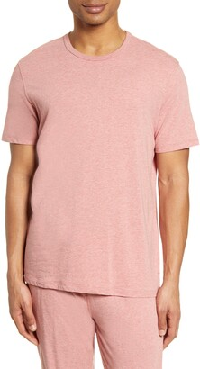 Daniel Buchler Stretch Cotton & Modal Crewneck T-Shirt