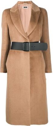 Peserico Single Breasted Coat