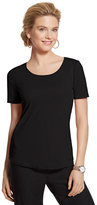 Chico's Savannah Cotton Tee