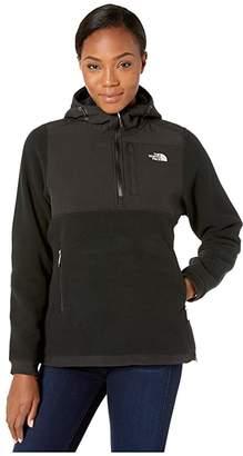 The North Face Denali Anorak (TNF Black/TNF White Logo) Women's Fleece