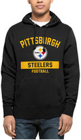'47 Men's Pittsburgh Steelers Gym Issued Hoodie