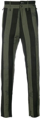 Damir Doma Striped Trousers
